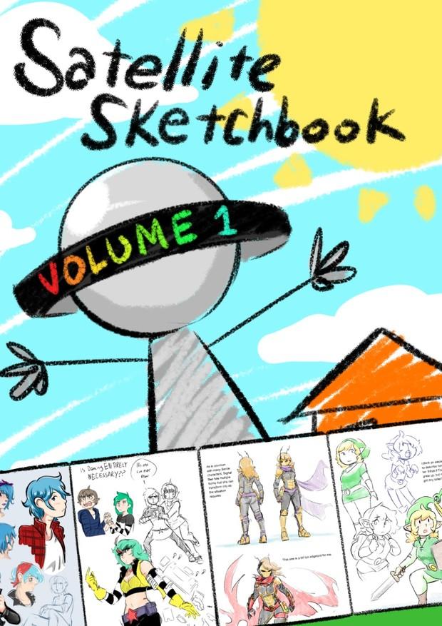 Satellite Sketchbook Volume 1
