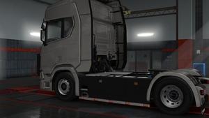 Sidebar Scania 2016 S/R