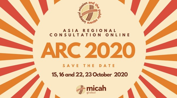 Asia Regional Consultation 2020 International Member participant