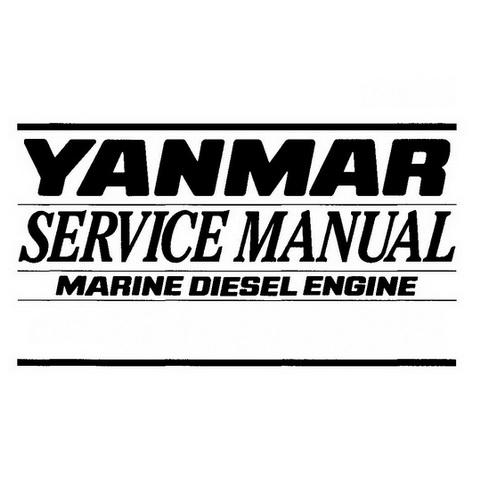 yanmar 4lh dtp manual