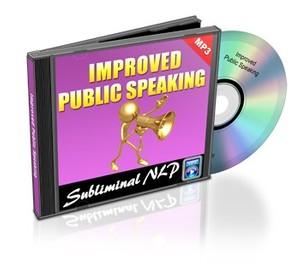 Improve Public Speaking Subliminal MP3 download