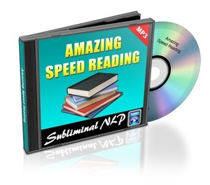 Amazing Speed Reading Subliminal MP3 Download