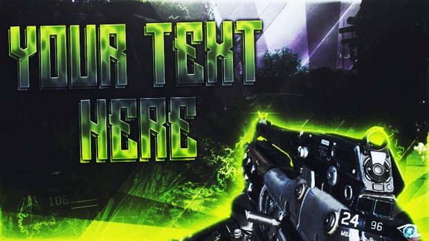 Exclusive Black Ops 3 Thumbnail!