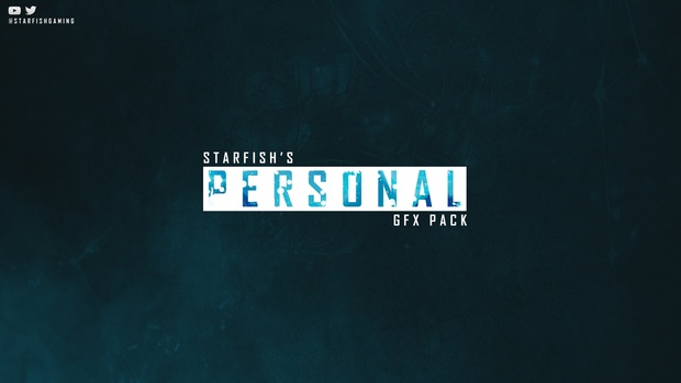 StarFish's Exclusive Pack! CHECK DESC