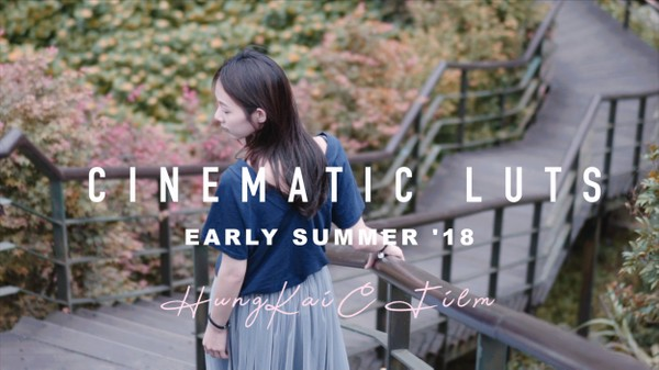 SLOG LUTS SUMMER '18 - HungKai.C