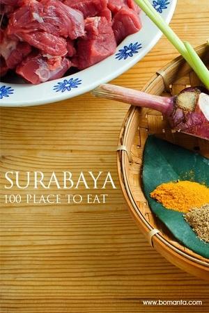 Surabaya 100 Place to Eat