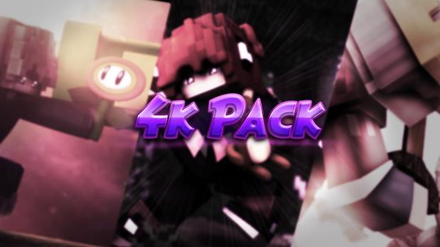 FREE Minecraft 4k Cinema4D Pack I Craftergraphics 4K P - Craftergraphics