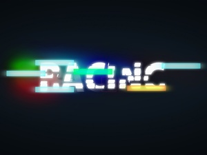 RACING TITLE INTRO
