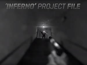 'INFERNO' all-in-one bundle with ae&sv project file