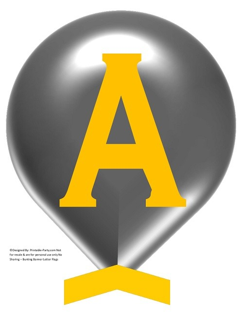 LARGE-GREY-YELLOW-BALLOON-PRINTABLE-BANNER-LETTERS-A-Z-0-9