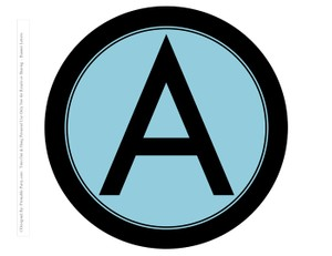 8-INCH-BLACK-AQUA-CIRCLE-PRINTABLE-BANNER-LETTERS-A-Z-0-9
