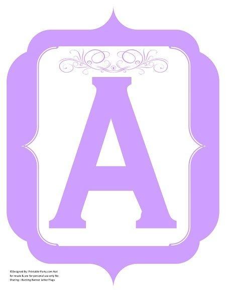 fancy-lavender-purple-printable-banners-letters-numbers