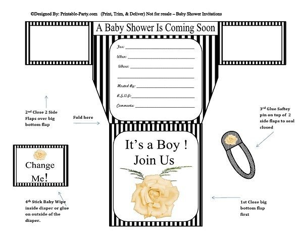 black-white-stripes-diaper-boy-printable-baby-shower-invitation