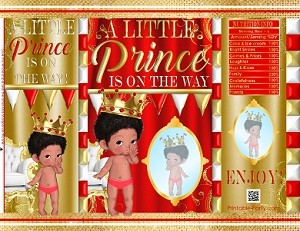 printable-chip-bags-royal-prince-red-gold-African-baby-shower-22