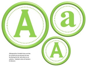 6-inch-green-apple-circle-printable-banner-letters-numbers-a-z-0-9