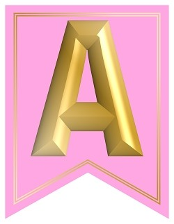 SWALLOWTAIL-PRINTABLE-ALPHABET-BANNER-LETTERS-PINK-GOLD-1