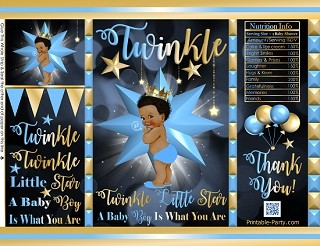 POTATO-chip-favor-bags-royal-prince-BABY-SHOWER-twinkle-little-star
