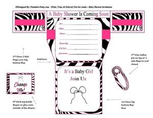 pink-black-zebra-diaper-girl-printable-baby-shower-invitation