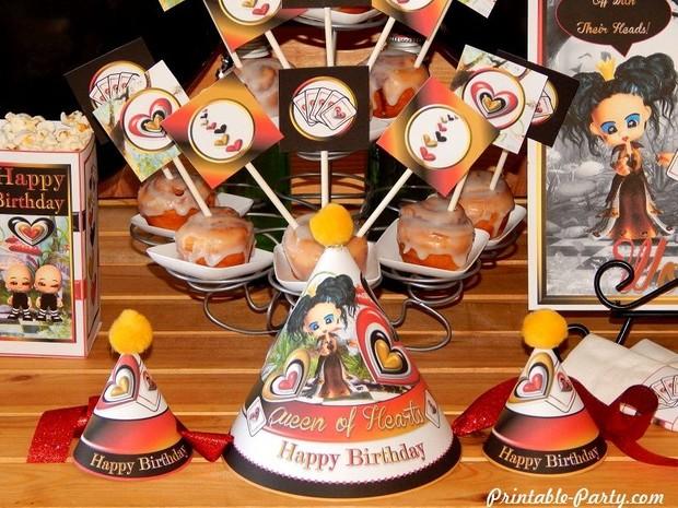 wonderlands-queen-of-hearts-printable-party-supplies-hats