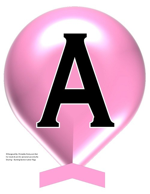 LARGE-LIGHT-PINK-BALLOON-PRINTABLE-BANNER-LETTERS-A-Z-0-9