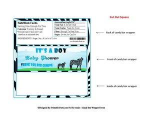 black-blue-zebra-boy-baby-shower-candy-bar-wrapper
