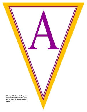 yellow-purple-triangle-pennant-banner-printable-alphabet-letters-a-z