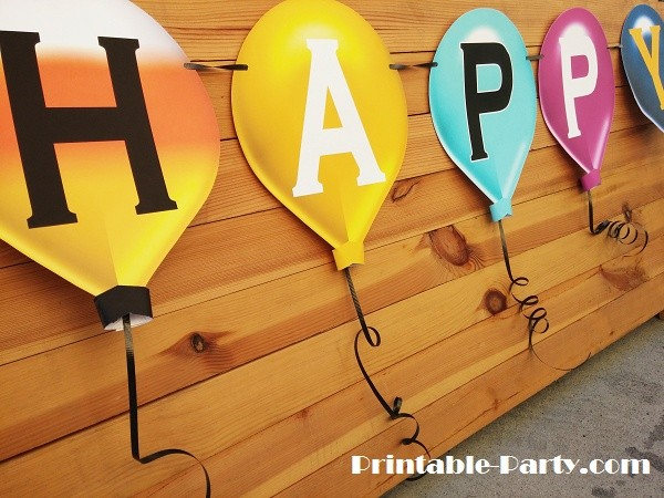 LARGE-BROWN-YELLOW-BALLOON-PRINTABLE-BANNER-LETTERS-A-Z-0-9