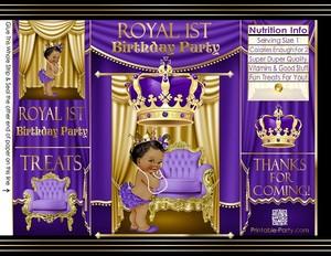custom-chip-cookie-treat-favor-bags-potato-chip-royal-1st-birthday-princess-purple