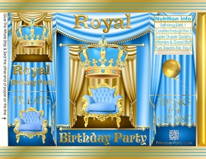 custom-chip-cookie-treat-favor-bags-personalized-potato-chip-royal-birthday-light-blue