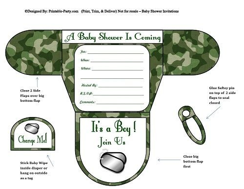 camouflage-dog-tag-green-diaper-boy-baby-shower-invitation