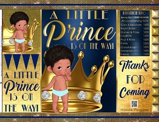 printable-bags-prince-dark-navy-blue-gold-african-baby-shower-2