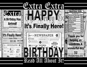 printable-chip-favor-bags-birthday-black-white-newspaper
