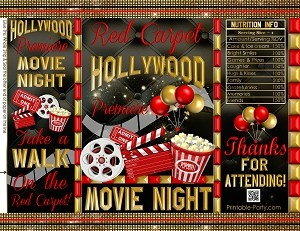 custom-cookie-treat-favorbagspotatochiphollywoodredcarpemovienight