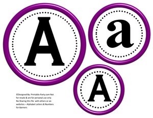 6-inch-black-purple-circle-printable-banner-letters-numbers-a-z-0-9