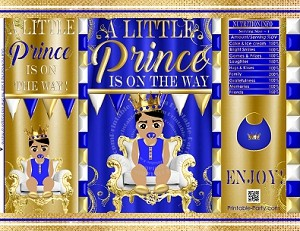 printable-chip-bags-royal-prince-blue-gold-African-baby-shower-11