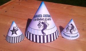 michael-jackson-printable-party-supplies-hats-aqua