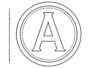 Free-8-INCH-WHITE-CIRCLE-PRINTABLE-BANNER-LETTERS-A-Z-0-9