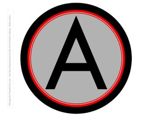 8-INCH-BLACK-GREY-RED-CIRCLE-PRINTABLE-BANNER-LETTERS-A-Z-0-9