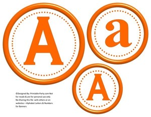 6-inch-orange-circle-printable-banner-letters-numbers-a-z-0-9