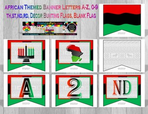 african-theme-printable-banner-letters