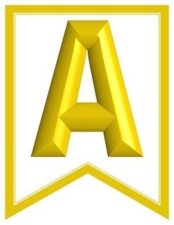SWALLOWTAIL-PRINTABLE-ALPHABET-BANNER-LETTERS-mustard-yellow-white