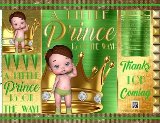 printable-bags-royal-prince-green-gold-boy-baby-shower-2