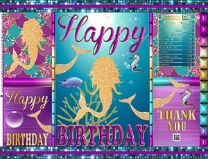 printable-chip-bags-mermaid-purple-gold-teal-birthday