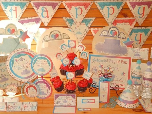 tutus-and-tiaras-baby-shower-printable-party-supplies