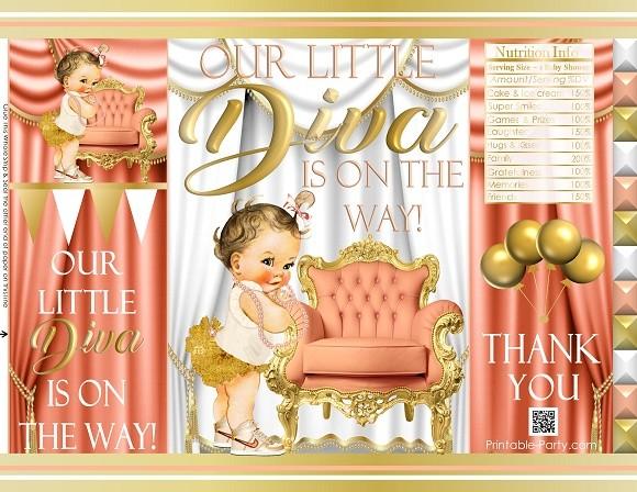 printable-chip-bags-favors-princess-diva-peachgold-baby-shower3