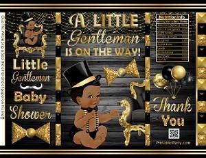 printable-POTATO-chip-bags-little-gentleman-BABY-SHOWERblackgold-2