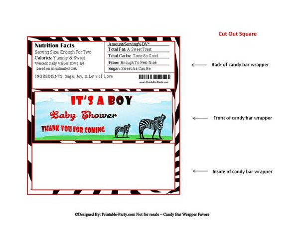black-red-zebra-boy-baby-shower-candy-bar-wrapper