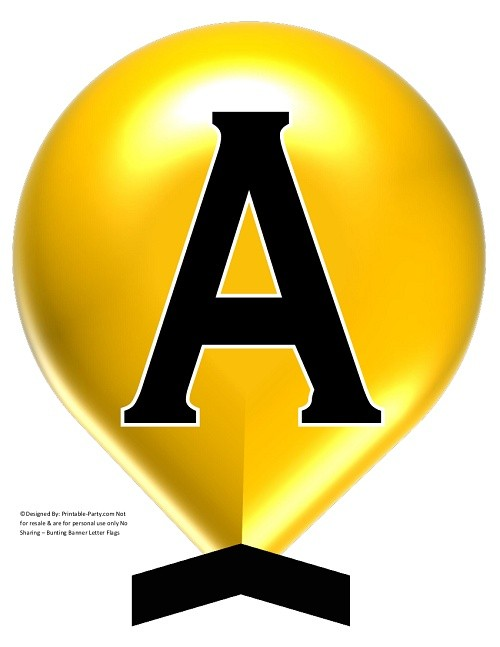 LARGE-YELLOW-BLACK-BALLOON-PRINTABLE-BANNER-LETTERS-A-Z-0-9