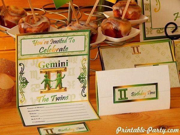 Gemini-zodiac-theme-party-printables-birthday-invitations
