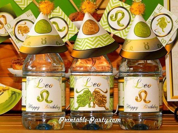 leo-printable-zodiac-party-supplies-water-bottle-labels